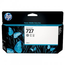 HP 727 Grey Original Ink Cartridge (B3P24A)