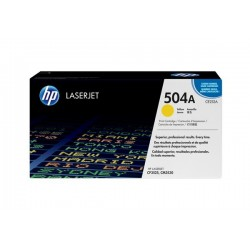 HP CE252A laser toner & cartridge
