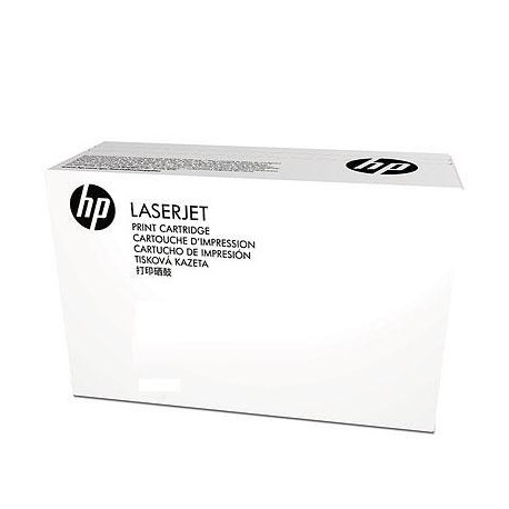 HP CE252YC Yellow laser toner & cartridge