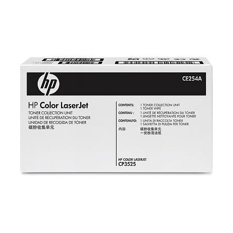 HP CE254A toner collector