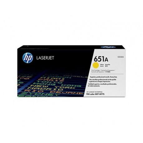 HP 651A Y