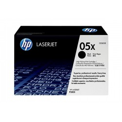 HP CE505X laser toner & cartridge