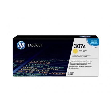 HP Color LaserJet CE742A