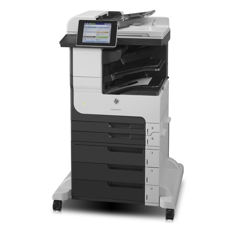 Hp Laserjet Enterprise M725z Mfp Cf068a Lasercorp Canada Store