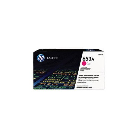 HP CF323A laser toner & cartridge