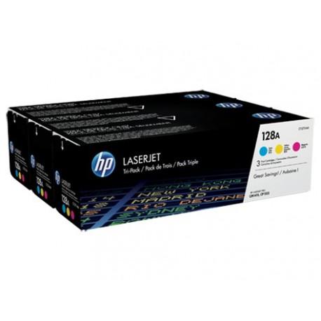 HP 128A CYM