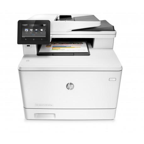 HP LaserJet Pro Pro MFP M477fdn Laser A4 Grey
