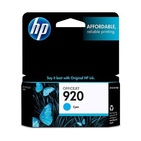 HP 920 Cyan
