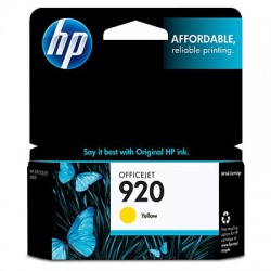 HP 920 Yellow