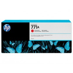 HP 771A Chromatic Red Original Ink Cartridge (B6Y16A)