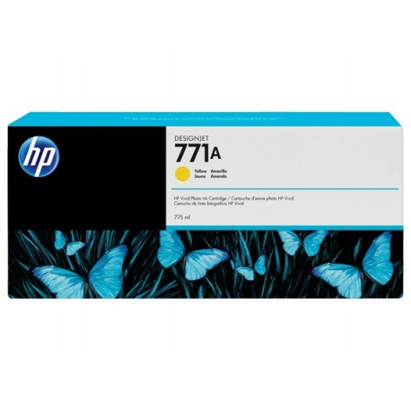 HP 771A 775-ml Yellow