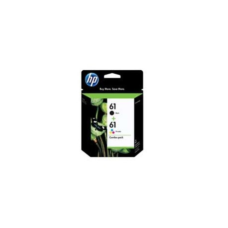 HP 61 Ink Cartridge Combo Pack CR259FN