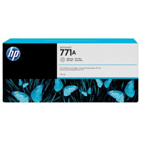 HP 771A 775-ml Light Gray
