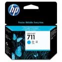 HP 711 Cyan Original Ink Cartridge (CZ130A)