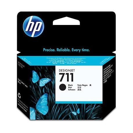 HP 711 80-ml Black Ink Cartridge