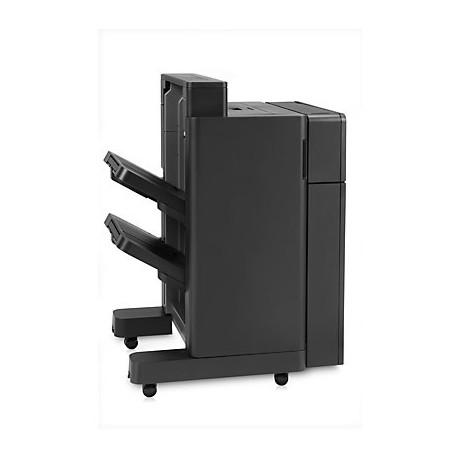 HP LaserJet Stapler Stacker with 2 3 hole punch