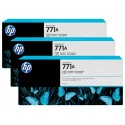 HP 771A Photo Black Combo-Pack Original Ink Cartridge (B6Y45A)