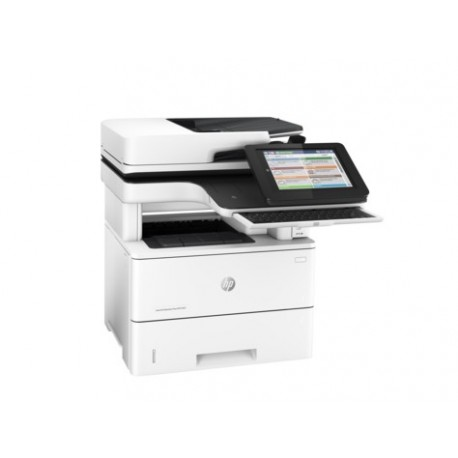 HP LaserJet Enterprise Flow M527z Laser A4 White,Grey