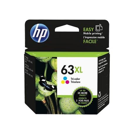 HP 63XL C M Y