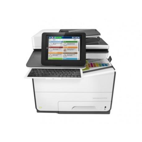 HP PageWide Enterprise Color Flow MFP 586z A4 Grey