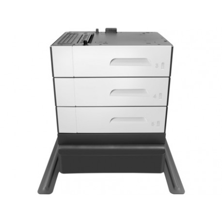 HP PageWide Enterprise 3x500 sheet Paper Tray & Stand