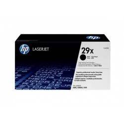 HP 29X C4129X High Yield Black Original Toner Cartridge