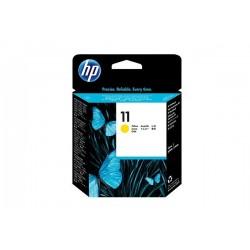 HP 11 Yellow Original Ink Cartridge (C4813A)