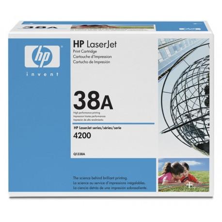 HP Q1338A laser toner & cartridge