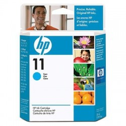 HP 11 Cyan Original Ink Cartridge (C4836A)