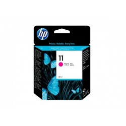 HP 11 Magenta Original Ink Cartridge (C4837A)