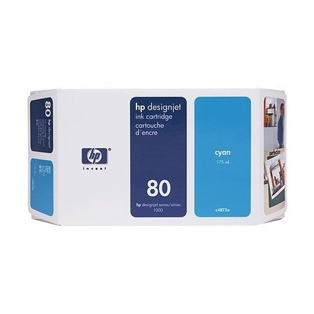 HP C4872A ink cartridge