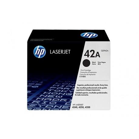 HP 42A Black LaserJet