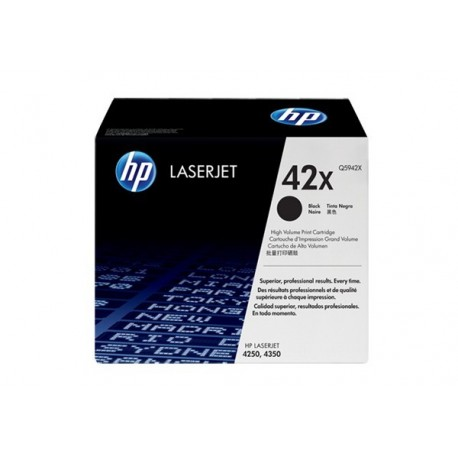 HP Q5942X laser toner & cartridge