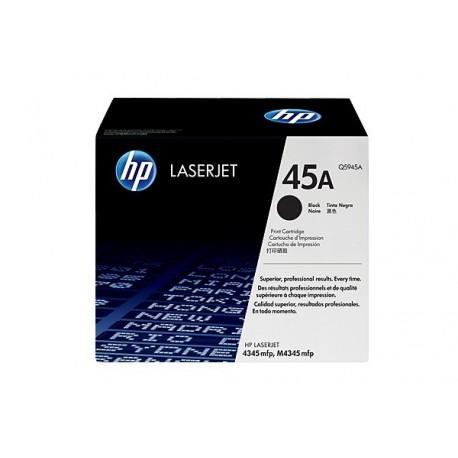 HP Q5945A laser toner & cartridge