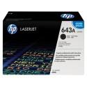 HP Q5950A Toner - HP 643A Black Original  Toner Cartridge - Q 5950A