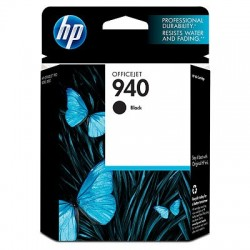 HP 940 Black Original Ink Cartridge (C4902AN)