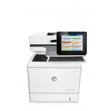 HP LaserJet Enterprise Flow MFP M577z Laser A4 Wi-Fi Grey