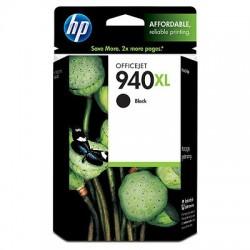HP 940XL Black Original Ink Cartridge (C4906AN)