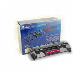 TROY/HP 5P/6P 506/608 MICR Toner cartridge - 1 x black - 4500 pages
