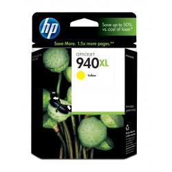 HP 940XL Yellow Original Ink Cartridge (C4909AN)