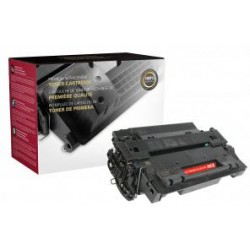 LaserCorp Remanufactured High Yield MICR Toner Cartridge for HP CE255X (HP 55X)