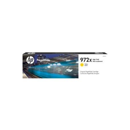HP 972X (L0S04AN) High Yield Yellow Original PageWide Cartridge