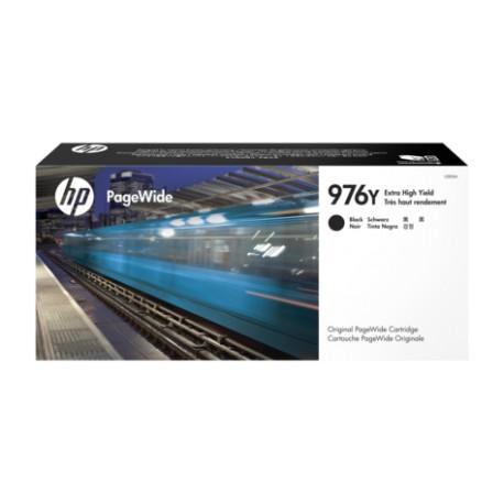 HP 976Y (L0R08A) Extra High Yield Black Original PageWide Cartridge