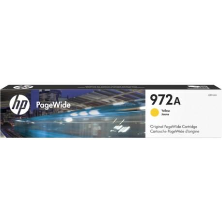 HP 972A (L0R92AN) Yellow Original PageWide Cartridge