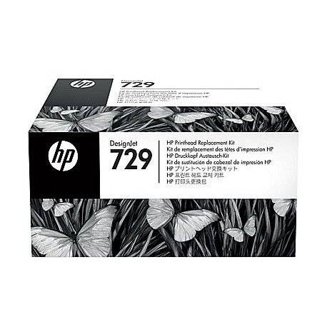 HP PRINTHEAD REPLACEMENT KIT NO72