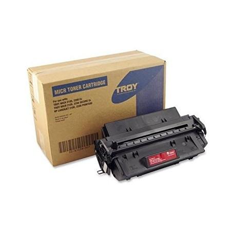 Troy Black HP 2100/2200 MICR TONER (5,000 yield)