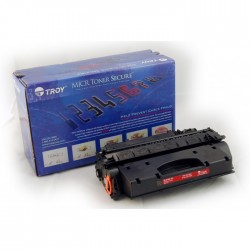 TROY 2055 MICR Toner SECURE High Yield Cartridge Toner Yield - 6,500 pages at 5%