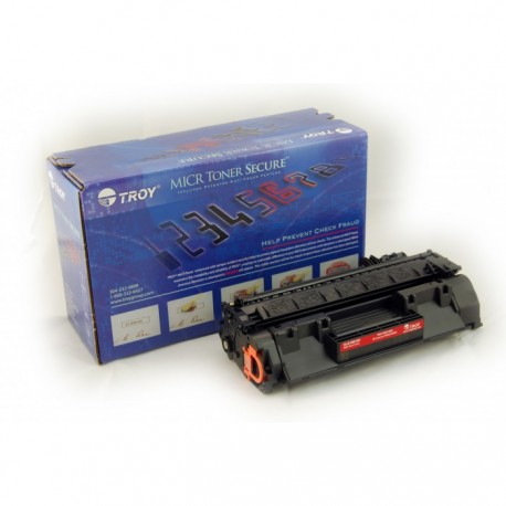 TROY2035/2055 MICR Toner SECURE Cartridge Toner Yield - 2,300 pages