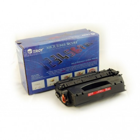 TROY MICR Toner Secure Cartridge for use with the HP LaserJet P2015 |  02-81213-001