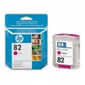 HP 82 Magenta Original Ink Cartridge (C4912A)